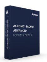 Acronis Backup Advanced for Linux Server