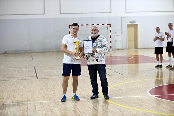 Минифутбол 2019